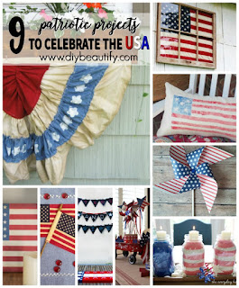 9 DIY Patriotic projects to make for your home | diy beautify