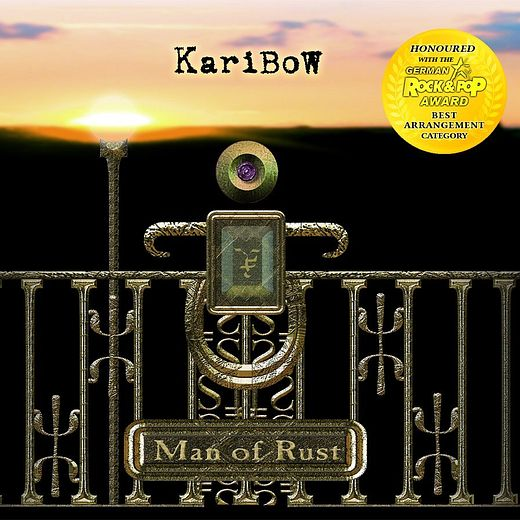 KARIBOW - Man Of Rust [Special Edition Remastered & Expanded] (2016-17) full