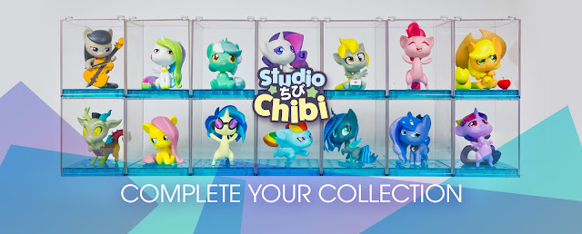 Series 2 welovefine chibi figures