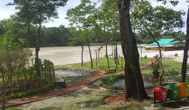 Pangkalpinang ibukota Provinsi Kepulauan Bangka Belitung ini bukanlah sebuah kota metrop Babel Bhay Park - Tempat Wisata Kekinian dan Instagramable di Pangkalpinang