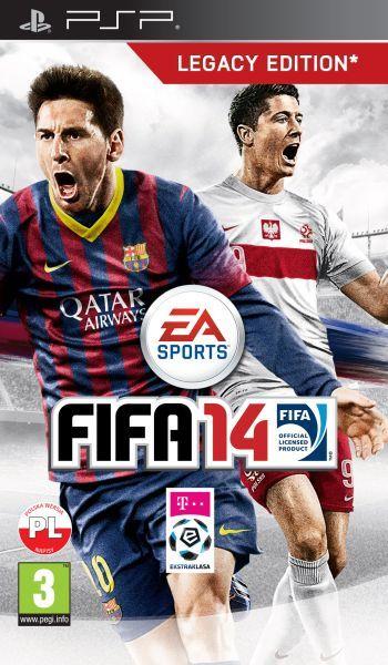 Descagar FIFA 14 [PSP] Full [Español] [1-Link] [MEGA]