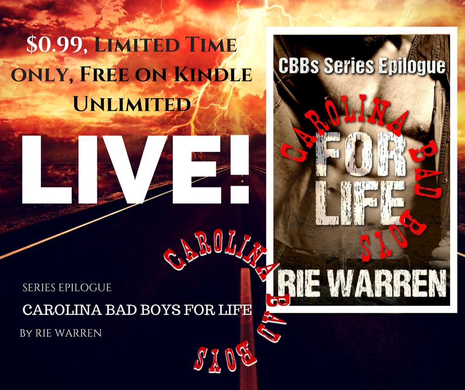 Bad Boys 4 Life: Ogitchida Kwe's Book Blog : Release Blitz: Carolina Bad