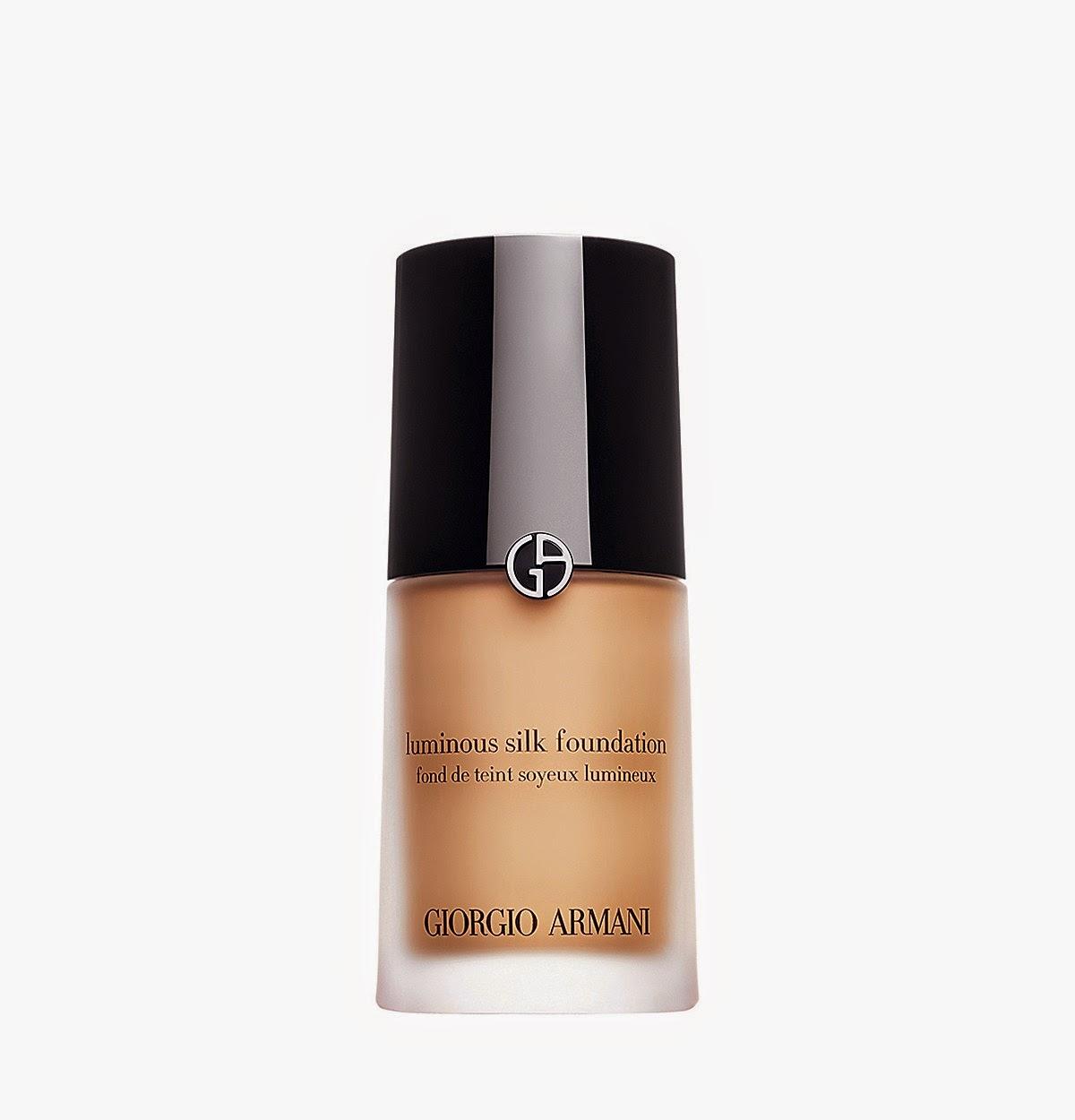 Lipstick for Laughs: Foundation Friday | Giorgio Armani ...