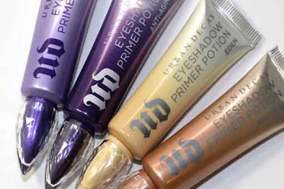 How To Use Eyeshadow Primer Potion Urban Decay Review