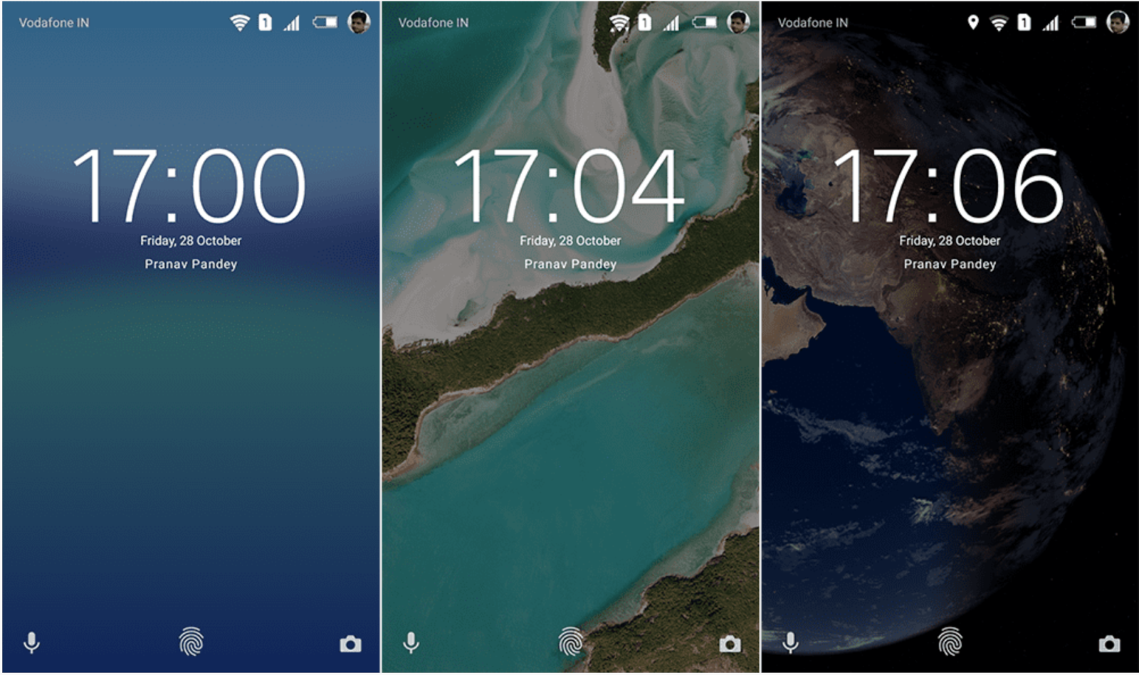 APK] Download Google Pixel 2 live wallpapers 2017 android