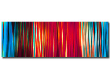 abstract, art, multi coloured, artist, contemporary, wall art, panoramic, abstract art,