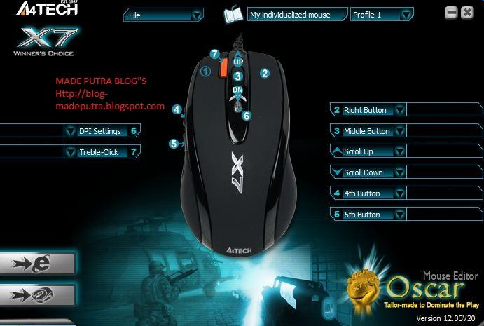 A4tech x7 xl 750bk driver download.