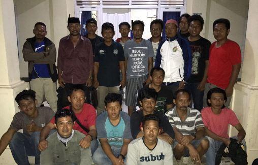 20 Korban Kapal Tenggelam, KM. Canci Ladjoni 3 Dipulangkan