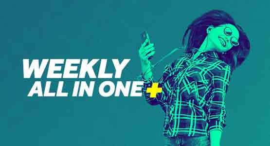 Telenor weekly Internet All in One Plus Offer