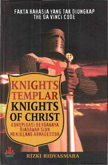 Knights Templar|Fakta Rahasia Yang Tak Diungkap The Da Vinci Code