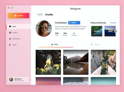 Cara Menambah Sorotan Cover Instagram Highligts Tanpa Masuk ke InstaStory