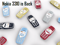 Telefon Pintar Nokia 3310 2017 (3310 is Back)