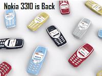 Telefon Pintar Nokia 3310 2017 (3310 is Back)