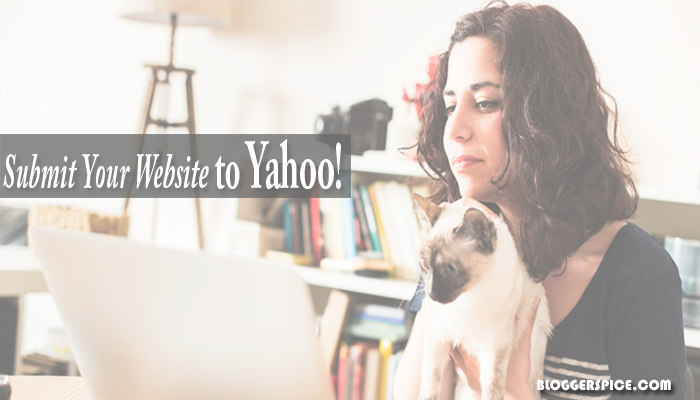 submit your site to Yahoo directory