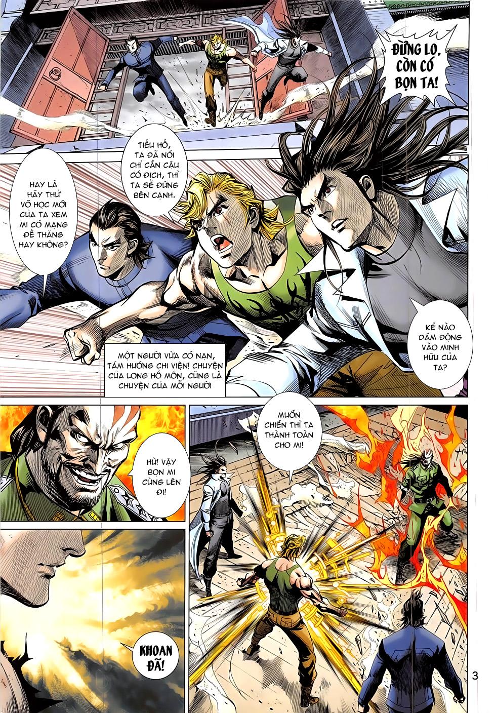 Đông Phương Chân Long chap 66 - Trang 3