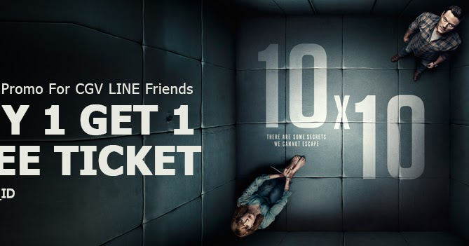 CGV - Promo LINE Kupon Buy 1 Get 1 Free (s.d 06 Sept 2018