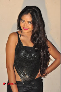 Telugu Actress Dancer Sreya Vyaas  Pictures in Leather Jeans  0026
