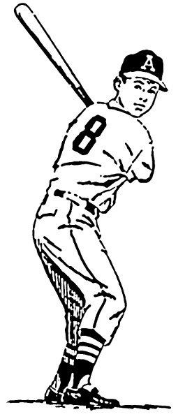 free baseball coloring pages the sports fan. Black Bedroom Furniture Sets. Home Design Ideas