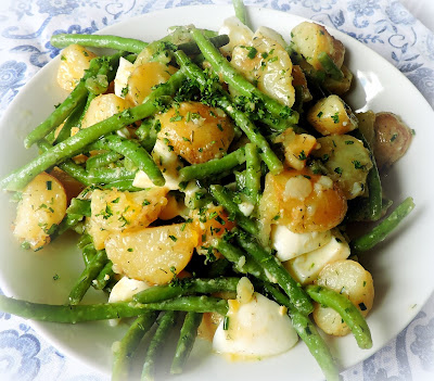 Potato, Egg & Green Bean Salad
