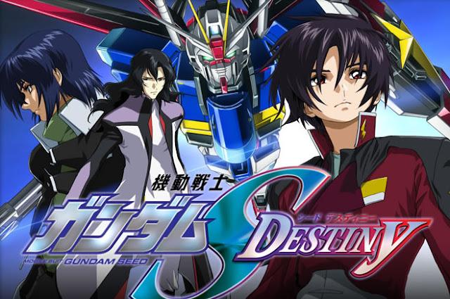 Gundam Seed Destiny Remastered Sub Indo