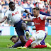 Premier League: Tottenham Hold Arsenal To A Draw At Wembley