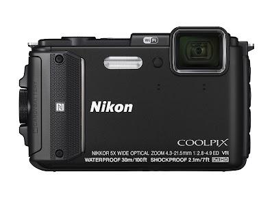 Cámara Nikon Coolpix AW130