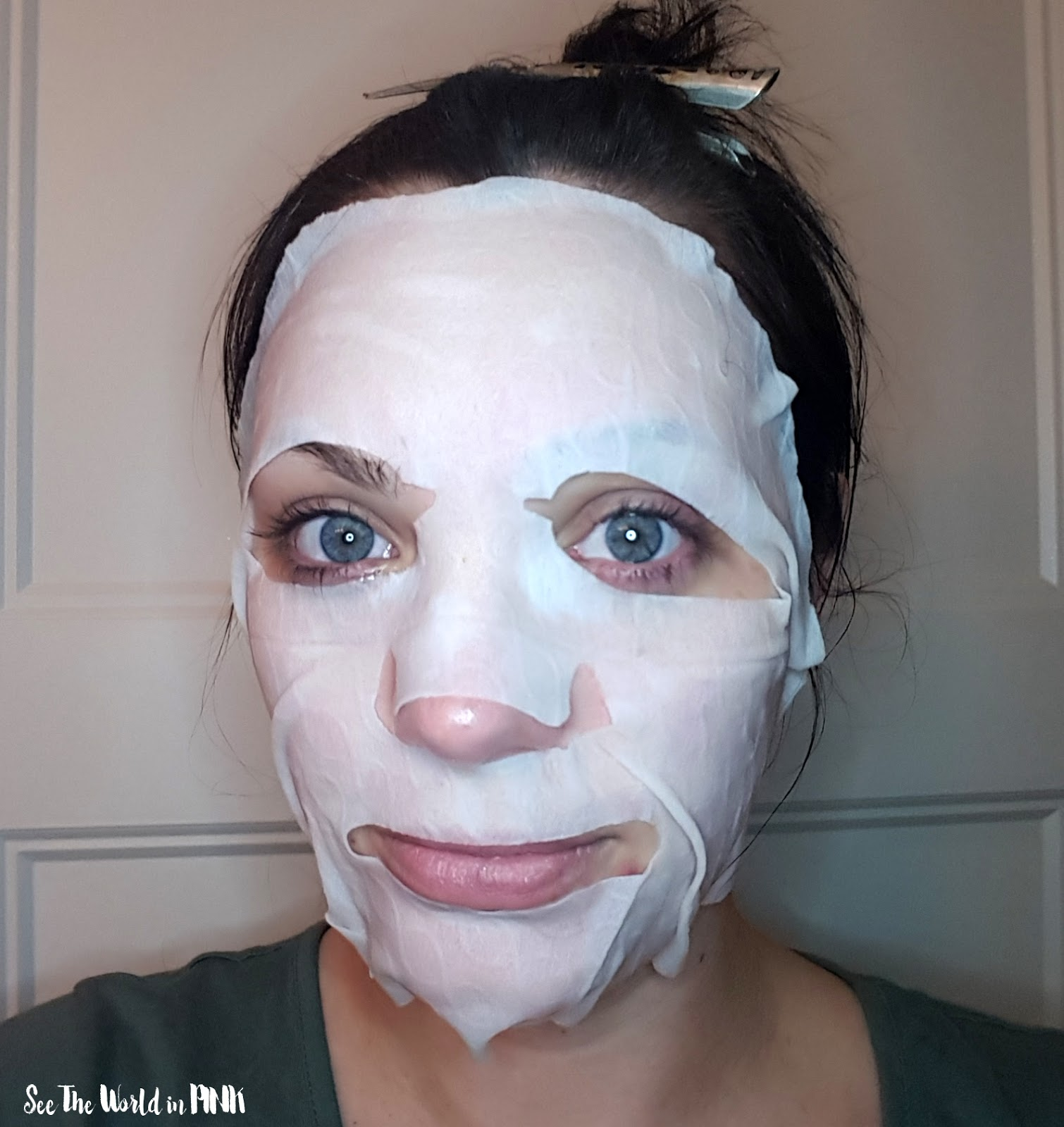 Skincare Sunday #CBBGetsSheetFaced Week Two Recap with Reviews - TheFaceShop, HiddenCos, Etude House and Soo AE