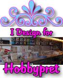 Tot en met juni 2012 zat ik in designteam van Hobbypret