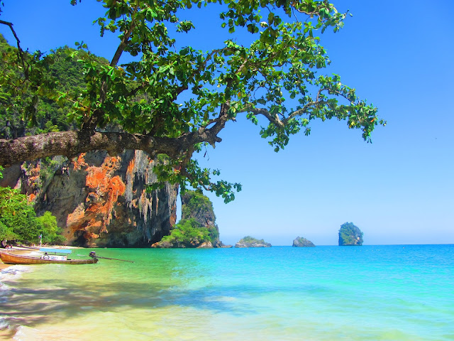 Railay Beach - Thailandia