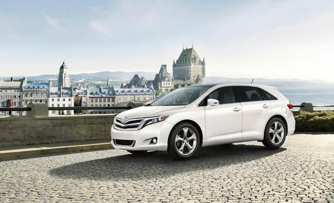 2017 Toyota Venza Xle Premium Package