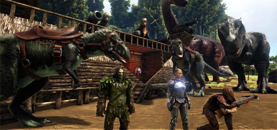 ark survival evolved mod apk latest version