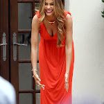 Sofia Vergara sure knows how to welcome a guy home