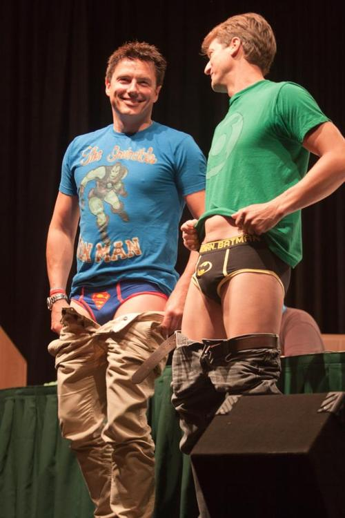 Megapost - John Barrowman And Scott Gill  Oh Yes I Am-4407