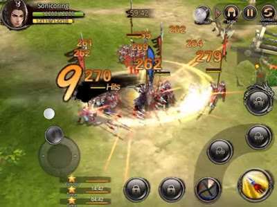 Update Kingdom Warriors v.1.0.3 Apk For Android