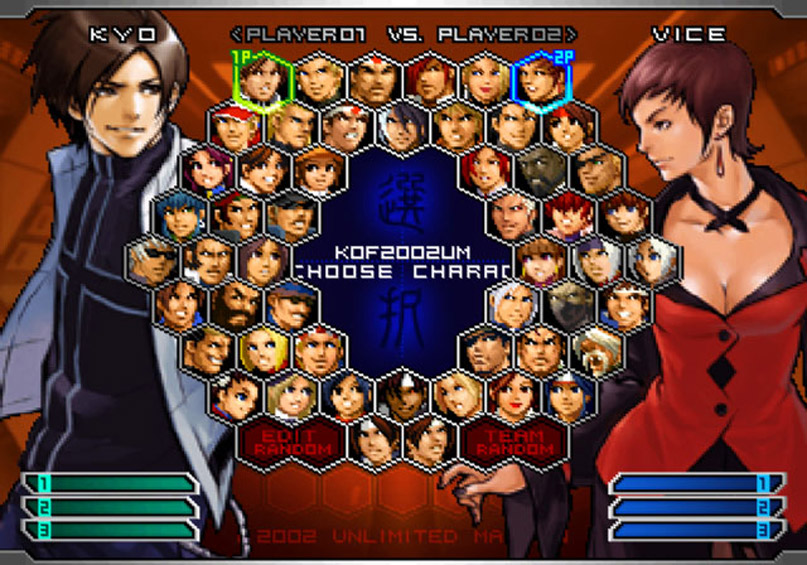 Ahmad Hassan The King Of Fighters Kof 2002 Free Download