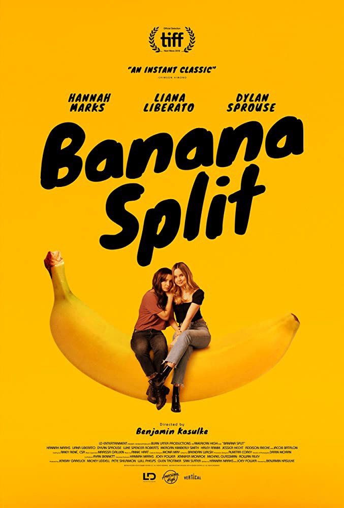 Banana Split (2020) English 250MB WEBRip 480p