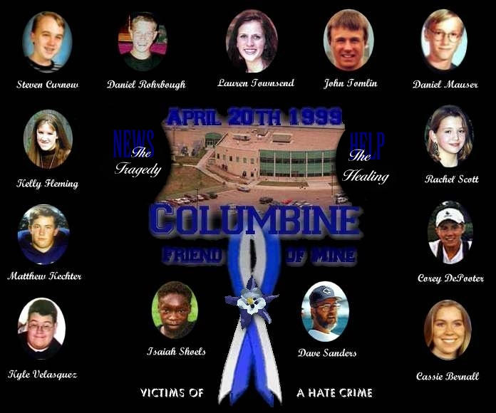 An analysis of the reasons of the columbine high school shooting in littleton colorado