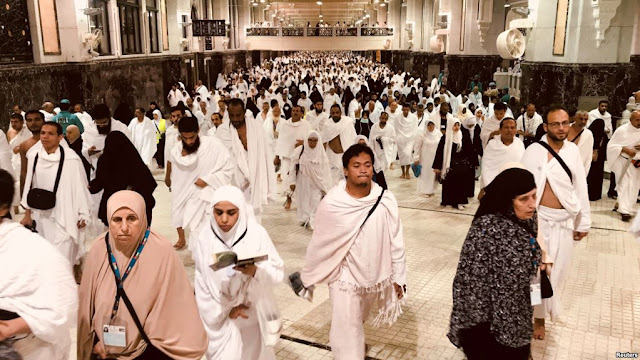 2 Health Scares at US Airports Tied to Mecca Pilgrims