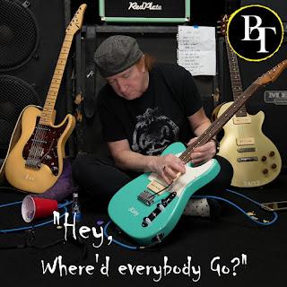 Bangtower - 2017 - Hey, Where'd Everybody Go?
