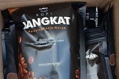 Support Ebi di LIDA Indosiar, Mantan Gubernur Titip kopi Jangkat
