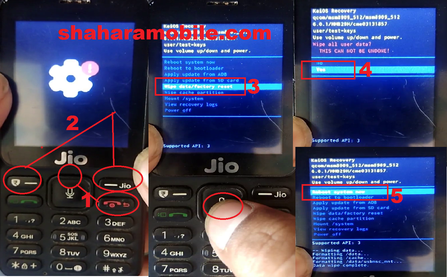 jio lyf f90m hard reset - MOBILE SOFTWERE AND HARDWERE SOLUTION