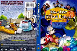 Tom And Jerry Meet Sherlock Holmes Movie In Hindi [HD 720P] 1