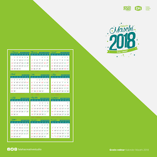 download kalender 2018 free