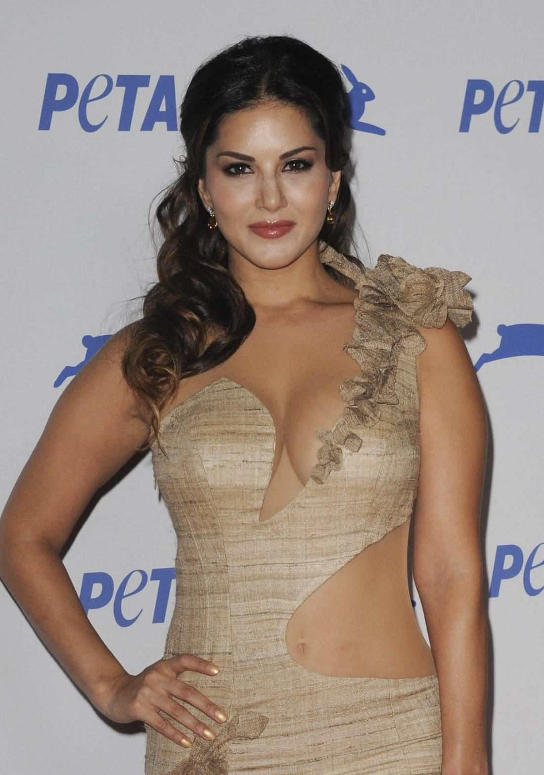 Sunny Leone Unseen So Hot Photos In Long Gown