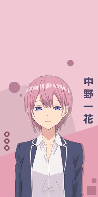 Nakano Ichika - Gotoubun no Hanayome Wallpaper
