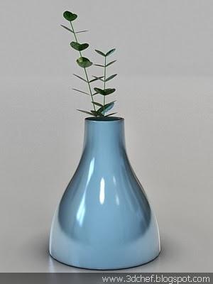 free 3d model leaf