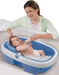 Perlengkapan Mandi Bayi