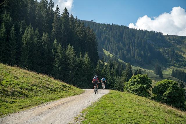 E-Bike Tour zum Statzer-Haus auf dem Hundstein  Region Hochkönig 06