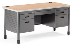 Discount Metal Office Desk