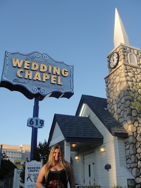 Graceland Wedding Chapel, Las Vegas.